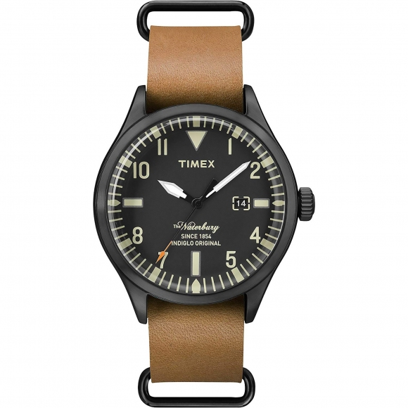 Orologio Uomo Timex The Waterbury Date