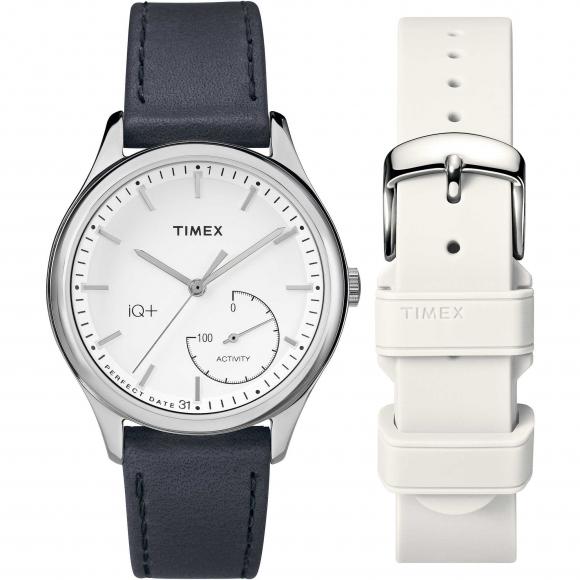 Orologio Timex IQ+Move con doppio cinturino e cassa 37mm