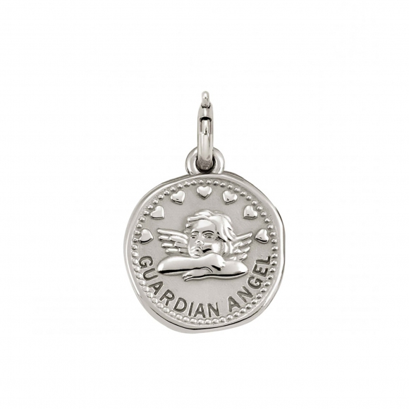Charm Nomination in argento 925 ''Guardian Angel''