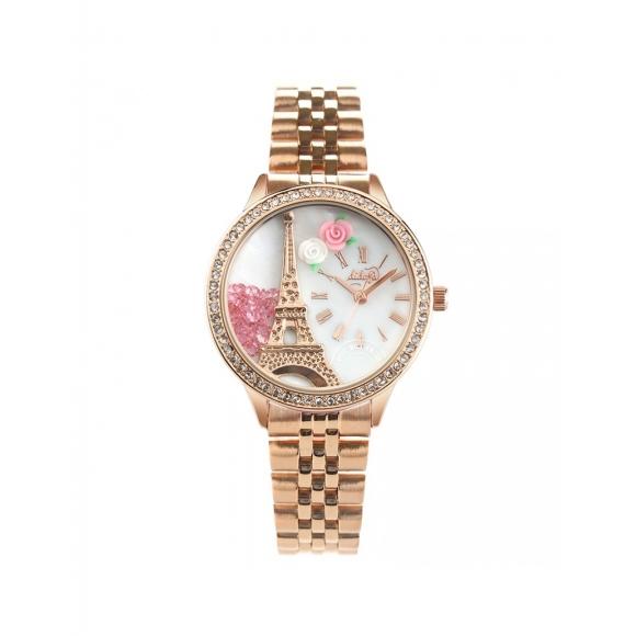 Orologio Didofà Luxury Paris rose gold 36mm