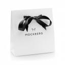 Orologio Mockberg cinturino di pelle col.vintage e cassa acciaio 34mm mod. Wera Black