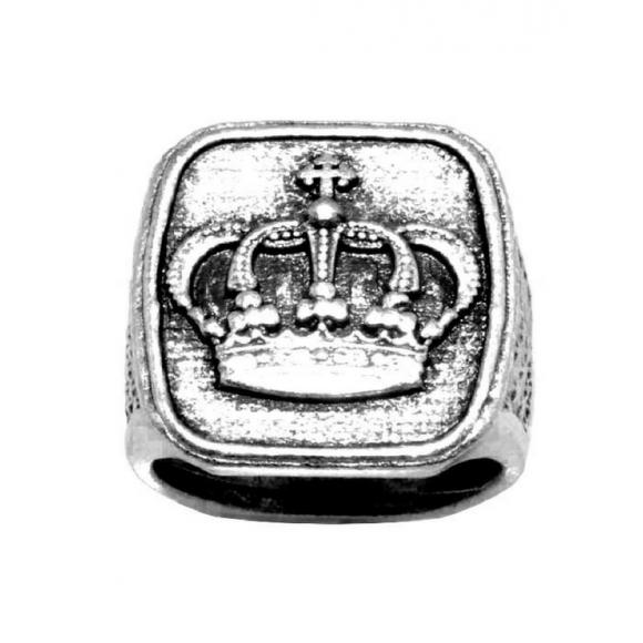 Anello pietro ferrante corona