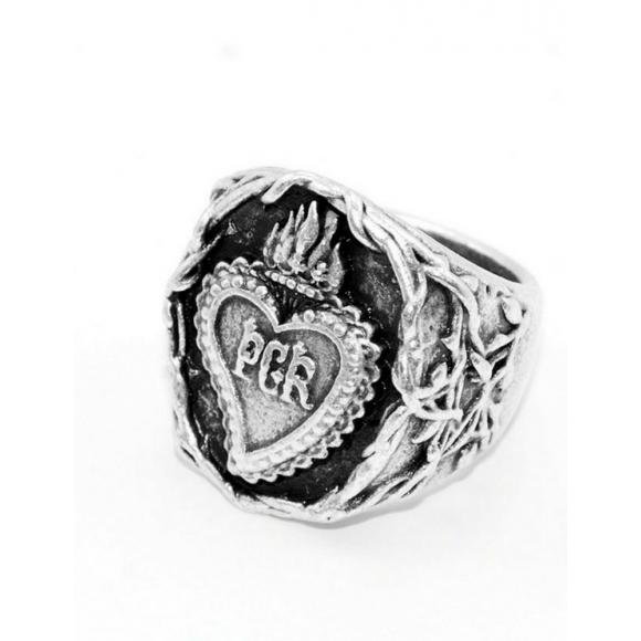Anello pietro ferrante sacro cuore