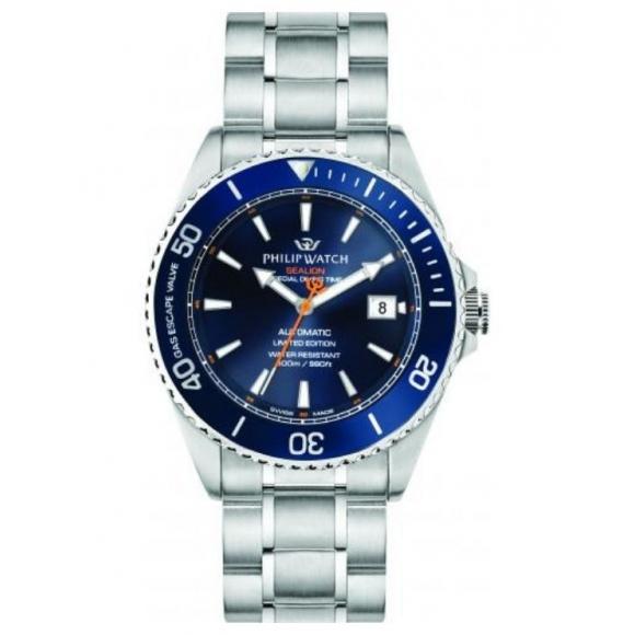 Orologio uomo Philip Watch automatico limited edition con cassa 42mm